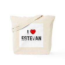I * Estevan Tote Bag