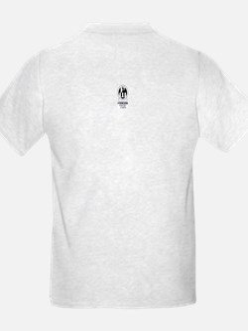 Fencing Sword Grid T-Shirt