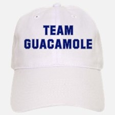 Team GUACAMOLE Baseball Baseball Cap