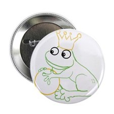 "Frog Price 2.25"" Button"