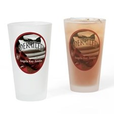 Derailed R Drinking Glass