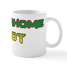 Motorhome Pilot Man Mug