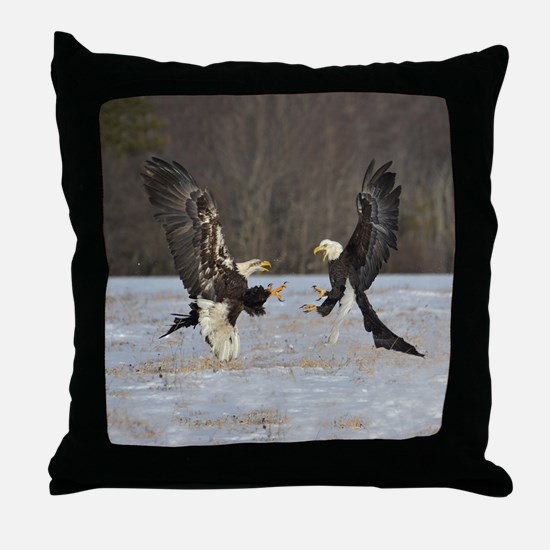 gelpad 9 Throw Pillow