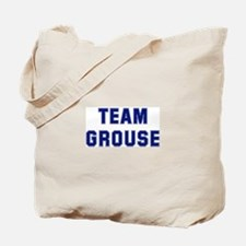 Team GROUSE Tote Bag