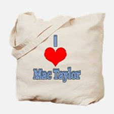 I heart Mac Taylor Tote Bag