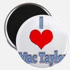 I heart Mac Taylor Magnet