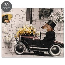Old Fashioned Doxies Puzzle