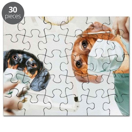 Doxies Dentists Puzzle