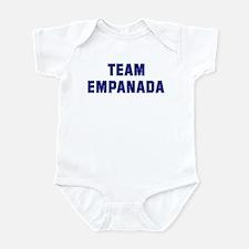 Team EMPANADA Infant Bodysuit