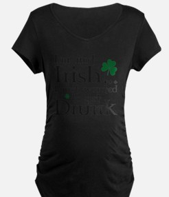 notIrishJustDrunk1D T-Shirt