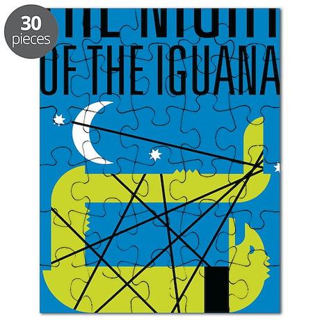 Night of the Iguana Puzzle