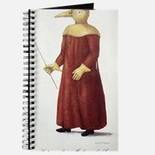 Plague doctor, 18th century Journal