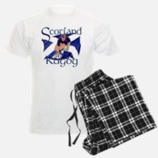 Scotland rugby player try des Pajamas