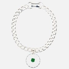 messHusbandIrish1B Charm Bracelet, One Charm