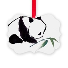 Chinese Panda art Ornament
