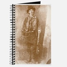 Billy The Kid Old Wild West Horse Lover Journal