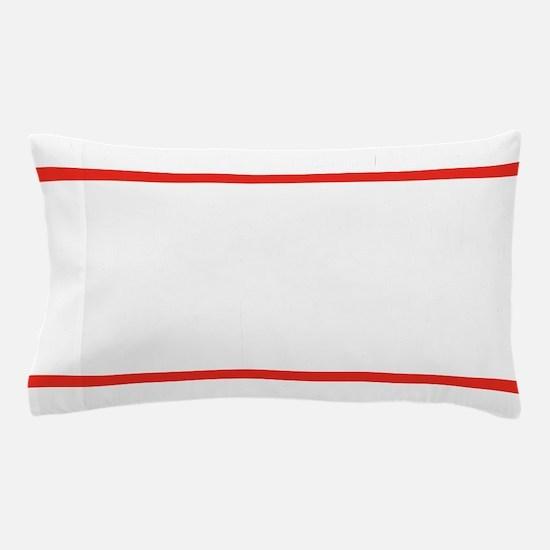 Crossbows  Katanas Tour Pillow Case