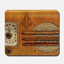 Radio Masons Mousepad