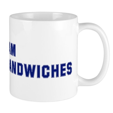 Team FRIED EGG SANDWICHES Mug