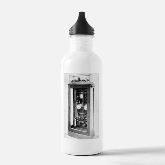 Time standardisation a Water Bottle