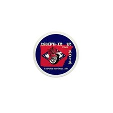 DI-2012 Round Logo Mini Button