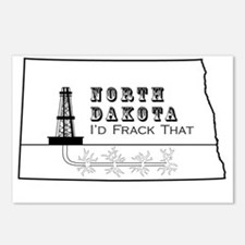 Frack That Bakken! Postcards (Package of 8)