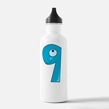 Number Nine Water Bottle