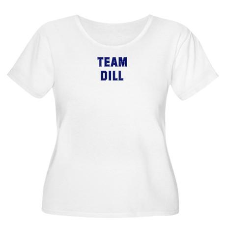Team DILL Women's Plus Size Scoop Neck T-Shirt
