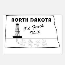 Frack the Bakken Postcards (Package of 8)