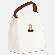 Pavlov Ring Bell Canvas Lunch Bag