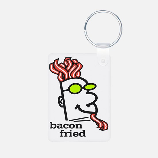 Bacon Fried Keychains