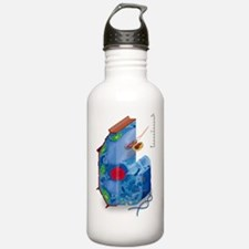 Cell types, artwork Water Bottle