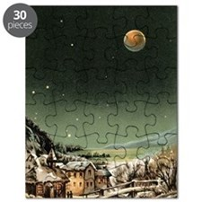 Total lunar eclipse of 1877 Puzzle