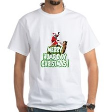 Funny Merry Hump Day Christmas T-Shirt