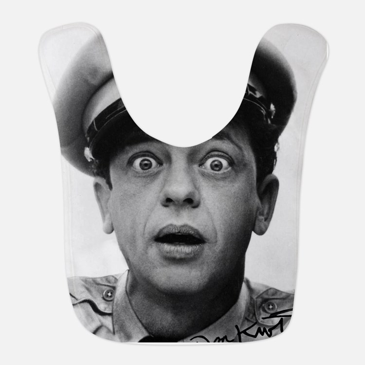 My Dad Don Knotts Bib