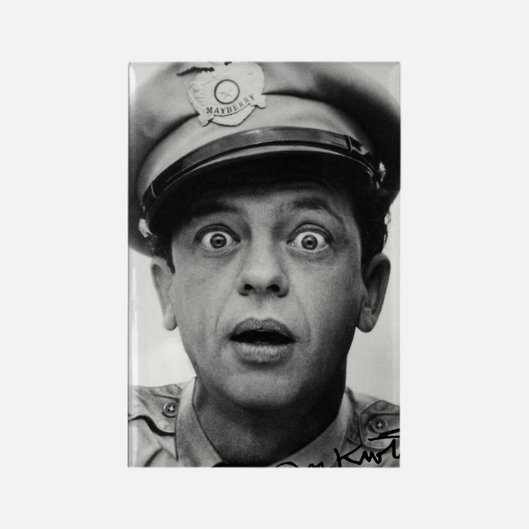 My Dad Don Knotts Rectangle Magnet