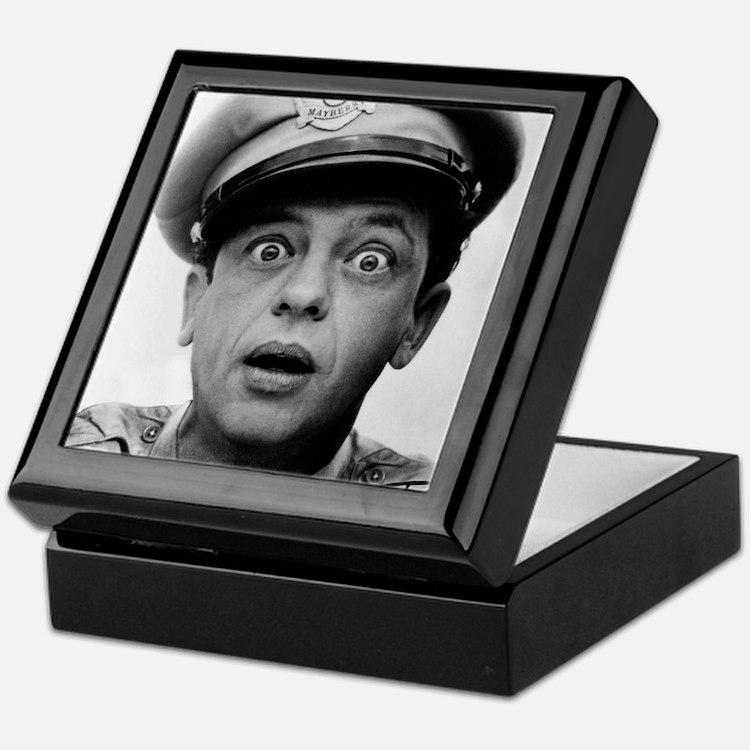 My Dad Don Knotts Keepsake Box