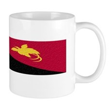 Born In Papua New Guinea Mug