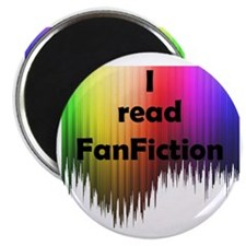 I read FanFiction Magnet