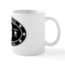 I Think, Therefore I Am Armed Mug