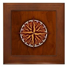 compass-inlay-CRD Framed Tile