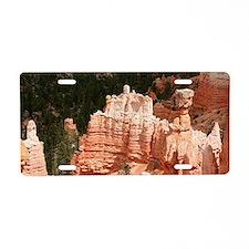 Bryce Canyon, Utah, USA 3 Aluminum License Plate