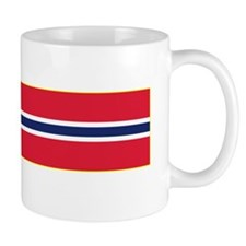 Born In Norway Mug
