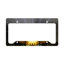 Museu 19X16 License Plate Holder