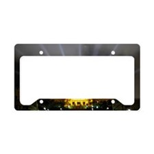 Museu 23X18 License Plate Holder