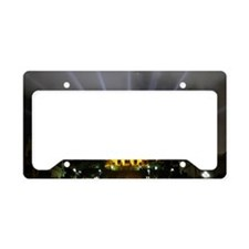 Museu 9X12 License Plate Holder