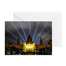 Museu 9X12 Greeting Card