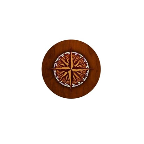 compass-inlay-CRDh Mini Button
