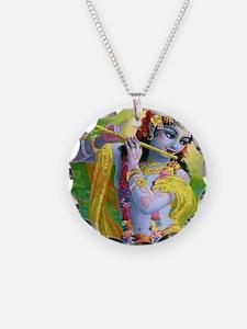 I Love you Krishna. Necklace