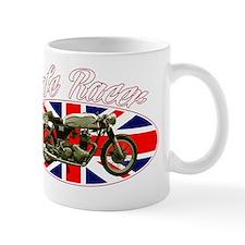 Cafe racer British flag Mug